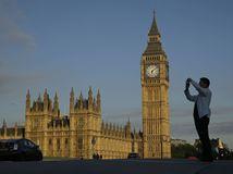 Veľká Británia, Londýn, Big Ben, parlament, Westminsterský most