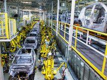 Kia - výroba
