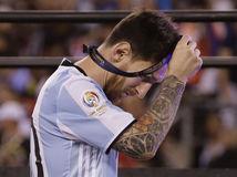 Lionel Messi, Argentína