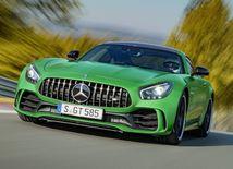 Mercedes-AMG GT R - 2016