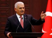 turecký premiér, Binali Yildirim