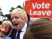 Boris Johnson, brexit, veľká británia