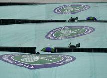 tenis, Wimbledon, dážď