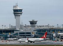 Turecko, letisko