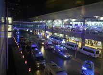 Turecko, letisko, útok