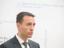 ministerstvo zdravotnictva, Tomáš Drucker, minister