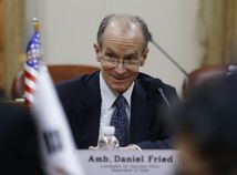 Daniel Fried, diplomat