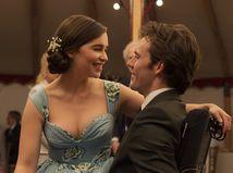Emilia Clarke a Sam Claflin vo filme Predtým, ako som ťa poznala .