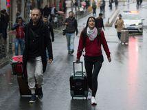 turecko, teroristický útok, explózia, turisti