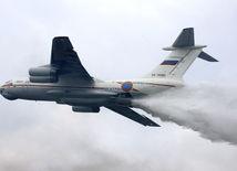Il-76, protipožiarne lietadlo