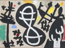 Joan Miró: Ženy a vtáky Danubiana