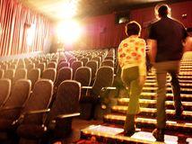 kino, sála, filmy, premietanie, kinematografia,