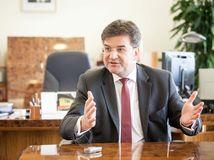 miroslav lajčák, minister zahraničných vecí, predsedníctvo