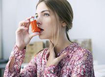 astma, dýchanie