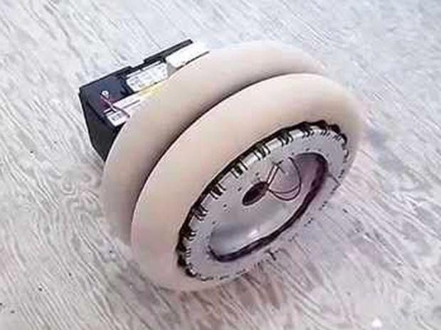 Revolučné kolesá - Liddiard Wheels