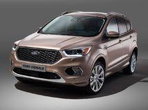 Ford Kuga Vignale - 2016