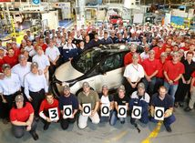 Toyota Yaris - 3 milióny