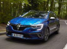 Renault Mégane GT: Jazdiť už môže aj na naftu