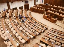 parlament, rokovacia sala
