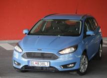 Ford Focus Kombi 1,0 EcoBoost