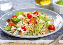 quinoa, pseudoobilnina