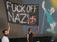 Pohoda 2016 vlajka nacizmus, Walter Schnitzelsson