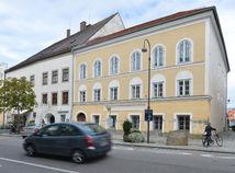 Hitlerov rodný dom, Adolf Hitler, Hitler, Braunau am Inn