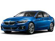 BMW 1 Sedan - 2016