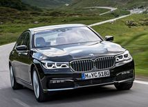 BMW 740e iPerformance - 2016