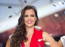 Miss Maďarsko 2016 Timea Gelencser