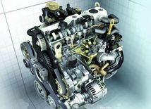 Ford - motor 2,0 TDCi