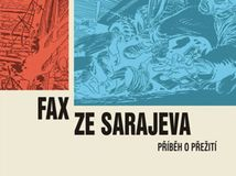 Joe Kubert Fax ze Sarajeva