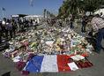 Nice, promenáda v Nice, Francúzsko,