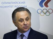 ruský minister športu, vitalij mutko
