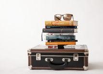 Vyrazte na cesty s dobrou knihou.