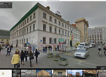 kláštor, Praha, námestie Republiky