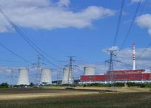 Mochovce, jadrová elektráreň, atómová elektráreň, atómka,
