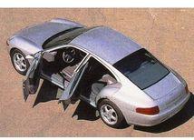 Porsche 989: 'Panamera' bola hotová už v roku 1989. Bez šance