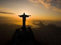 Brazília, Rio de Janeiro, socha Krista Vykupiteľa, Ježiš