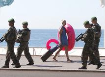 Francúzsko, Nice, útok
