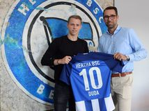 Ondrej Duda, Hertha Berlín