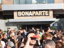 protest, bonaparte, demonštrácia, opozícia