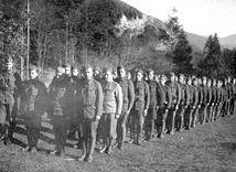 zákopy, Dielik, povstalecké vojsko, vojaci