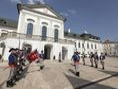 prezidentský palác, Grasalkovičov palác, výmena stráže