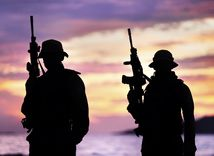 terorizmus, terorista, zbraň, vojsko, armáda, vojak, vojna,