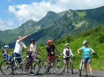 ticha dolina, cykloturistika, vysoke tatry, turista, dovolenka