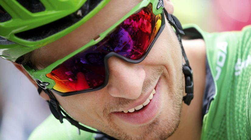 a4aed12ce2eff Sagan je najbojovnejším jazdcom. V predposlednej etape pomáhal kolegom -  Cyklistika - Šport - Pravda.sk