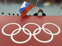 Rusko, doping, olympijské kruhy
