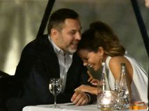 David Walliams a herečka Kate Beckinsale