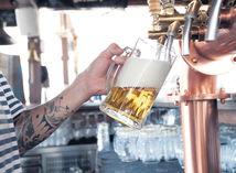 pivo, čapovanie